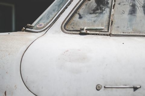 Is this Mercedes-Benz 300SL the greatest single barn-find of all time?