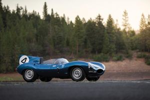 Jaguar D-Type sells for $21.78m at RM Sotheby's 2016 Monterey auction