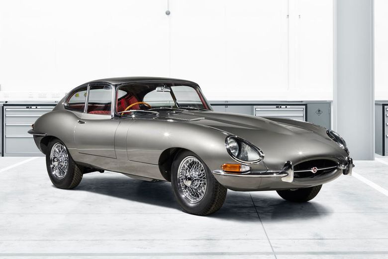Jaguar E-type reborn – Jaguar Classic announces £285k E-type restorations