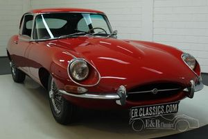 Jaguar E-Type S1.5 coupé 1968 2+2 Matching Numbers