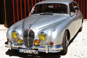 JAGUAR Mark 2 - 1966