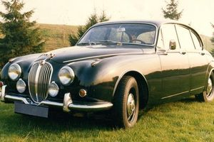 JAGUAR - Mark 2 - 1968