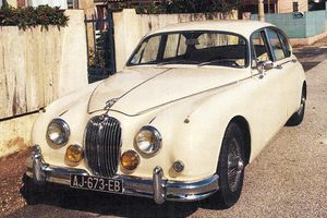 JAGUAR Mark 2 3 - 4 l