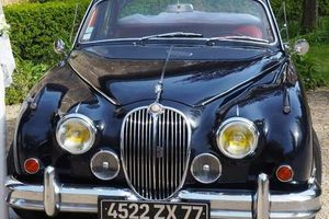 JAGUAR - Mark 2 3,8 l - 1961