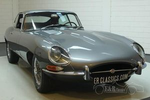 Jaguar Type E S1 Coupe 1961  Flat Floor restauree