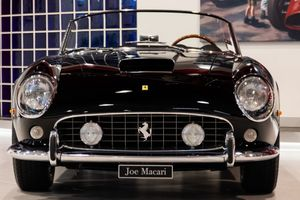 James Coburn's Ferrari 250 GT California Spyder SWB Is Up For Sale. Again.