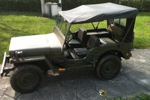 JEEP - Willys - 1942