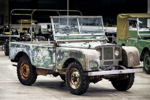 JLR Classic to restore pre-production 1948 Land Rover