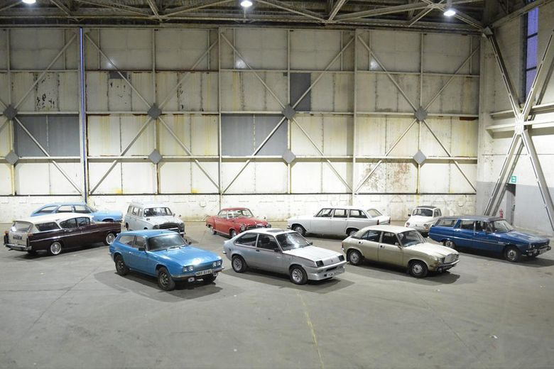 JLR to auction 'Affordable Classics' at Bicester Heritage