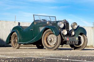 Lagonda Rapier unearthed after 30 years – to be sold in Harlech collection auction