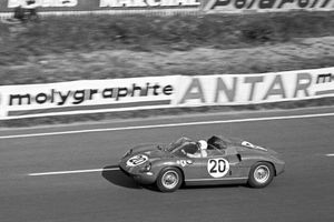 Le Mans-winning Ferrari 275P to be auctioned in 2018