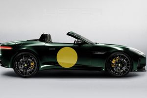 Lister Is Now Making a 666hp Open Top Version Of The Jaguar F-Type