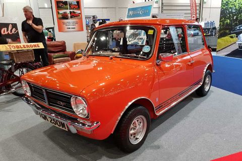 London Classic Car Show Gallery Article Sélectionné Par - London classic car show 2018