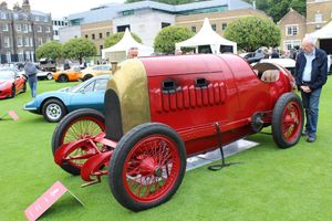London Concours 2018 – Beast of Turin takes Best of Show
