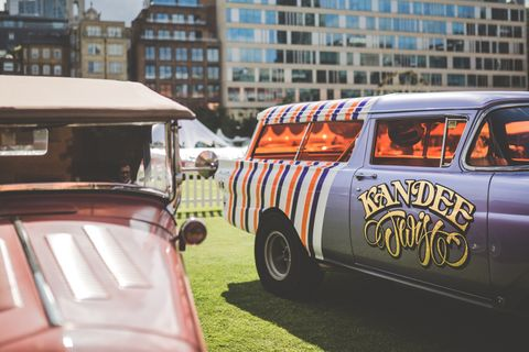 London Concours proves there's a place for cars in the city after all