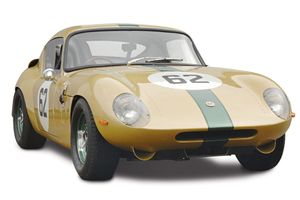 Lotus Elan 26R Le Mans Coupe recreation by IWR announced