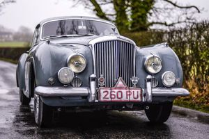 Magic Carpet Ride: This Bentley R-Type Continental Was Once The Fastest In The World