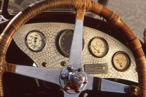 Maserati Celebrates The 80th Anniversary Of Its Historic Victory At The Indianapolis 500