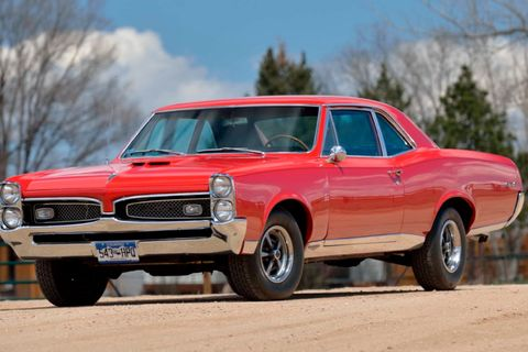 Mecum Auctions Is Heading To Colorado With An Impressive Offering Of Over 600 American Classics