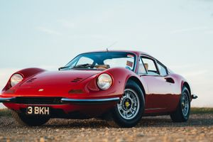 Meet Julian Thomson's Dino, The Ferrari That Inspired The Original Lotus Elise