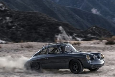 "Meet The Porsche 356 Coupe That Was Given A Second Lease On Life As The Emory 356 1959½ ""Transitional"" Speedster"
