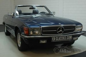MERCEDES - 280 SL/SLC - 1985