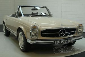 Mercedes-Benz 280 SL 1971 restauree