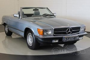 Mercedes-Benz SL 280 1983 version europeenne