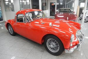 MG - A - 1500 - Rouge -  1958