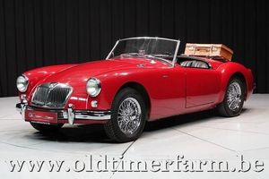 MG - A - 1600 - Red - 1959