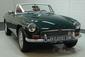 MG B cabriolet 1974 Overdrive