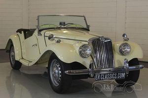 MG TF 1500 1955 cabriolet matching numbers