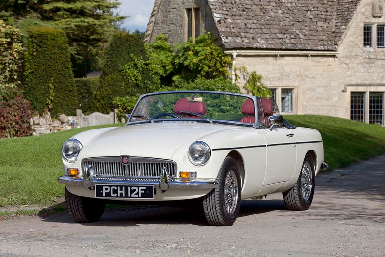 MGB gets 'official' BMH five-speed gearbox conversion