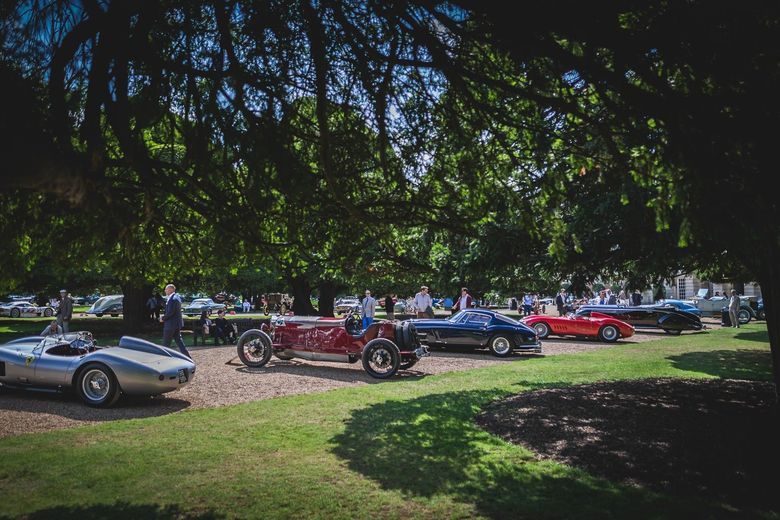 Mingle with automotive royalty at this year's Concours of Elegance