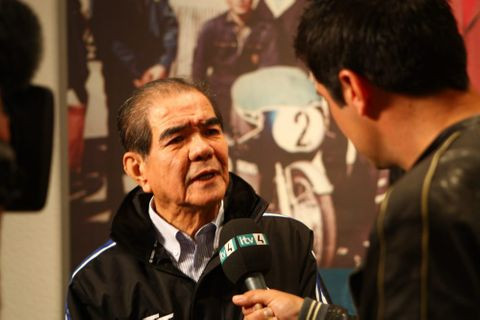 Mitsuo Ito, The Only Japanese Rider To Win At The Treacherous Isle Of Man TT, Has Passed Away At 82