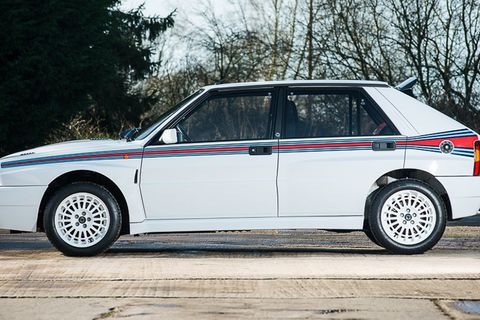 Modern classics at Silverstone Auctions' Race Retro sale