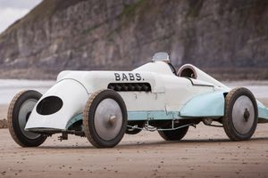 Monstrous Aero-Engined Specials Set For London Classic Car Show