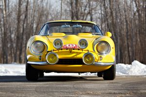 Monte-Carlo calls for the very first Ferrari 275 GTB prototype
