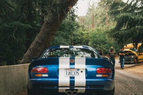 Mulholland Meets Cars And Coffee At 'Highway Earth'