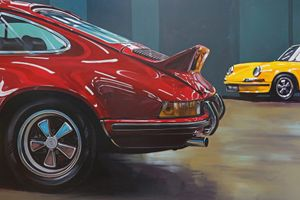 New Limited Edition Prints From Manu Campa Have Been Added To The Petrolicious Shop