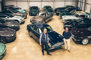 Nicholas Mee & Co has created a Mecca for Aston Martin maniacs