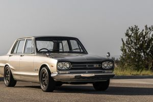 Nissan's First GT-R Wasn't The Beloved Coupe, And It Wasn't Entirely A Nissan Either