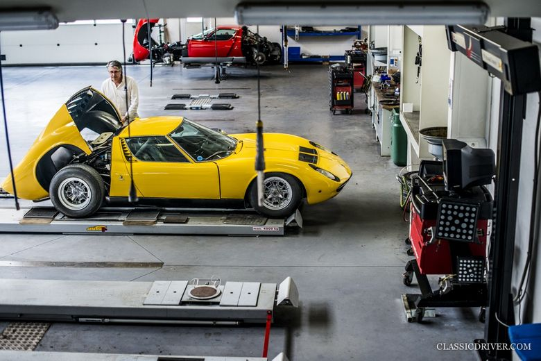 Olivier Namèche, what can you teach us about Lamborghini?