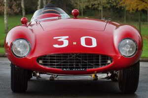 """""""Once-In-A-Lifetime Event For Ferrari Fans"""" At Concours Of Elegance With Two Race-Winners Added To Line-Up"""