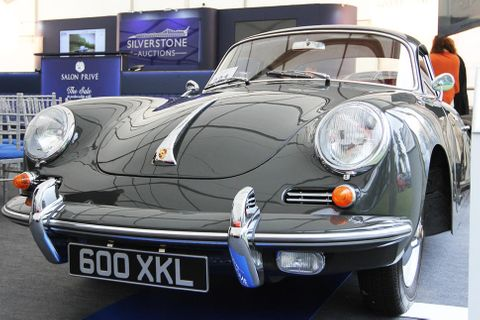 Only Fools and Horses Jaguar E-type makes £116k at Salon Prive