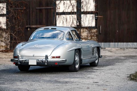 Our highlights from BV Collector Car Auctions' inaugural online sale