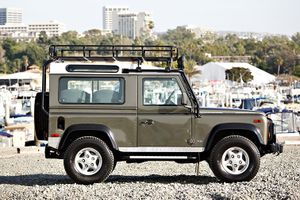 Own the car that signalled the end for the Defender in America