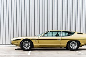 Owning a Lamborghini Espada in 2018 is as good as gold