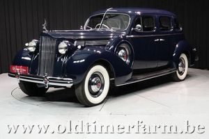 PACKARD - Eight Saloon - RHD - 1938