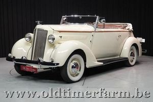 PACKARD - Six - Convertible - 1937